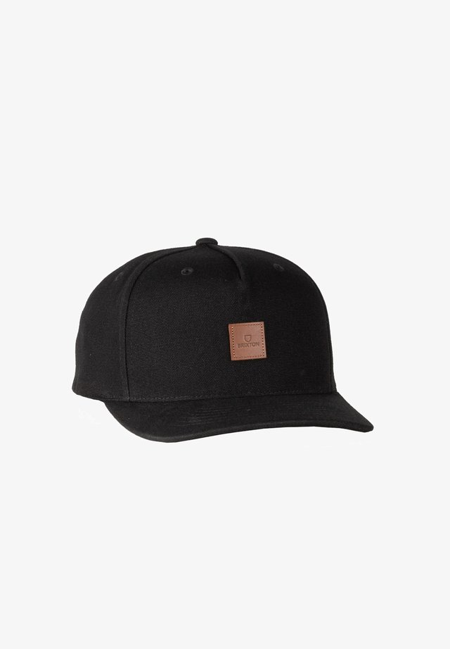 ALPHA - Cap - black