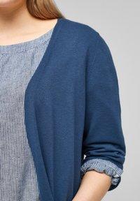 s.Oliver - Vest - faded blue - 5