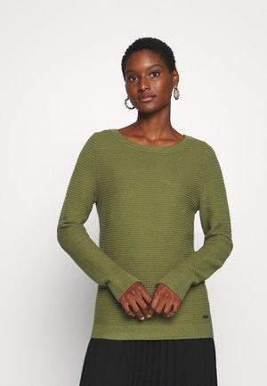 OTTOMAN - Pullover - olive