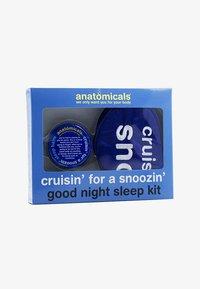 Anatomicals - CRUISIN' FOR A SNOOZIN' SLEEP SET - Skincare set - neutral - 0