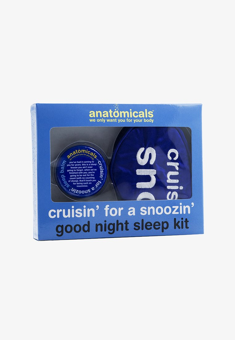 Anatomicals - CRUISIN' FOR A SNOOZIN' SLEEP SET - Skincare set - neutral