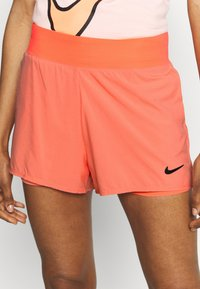Nike Performance - Sports shorts - crimson bliss/black - 3