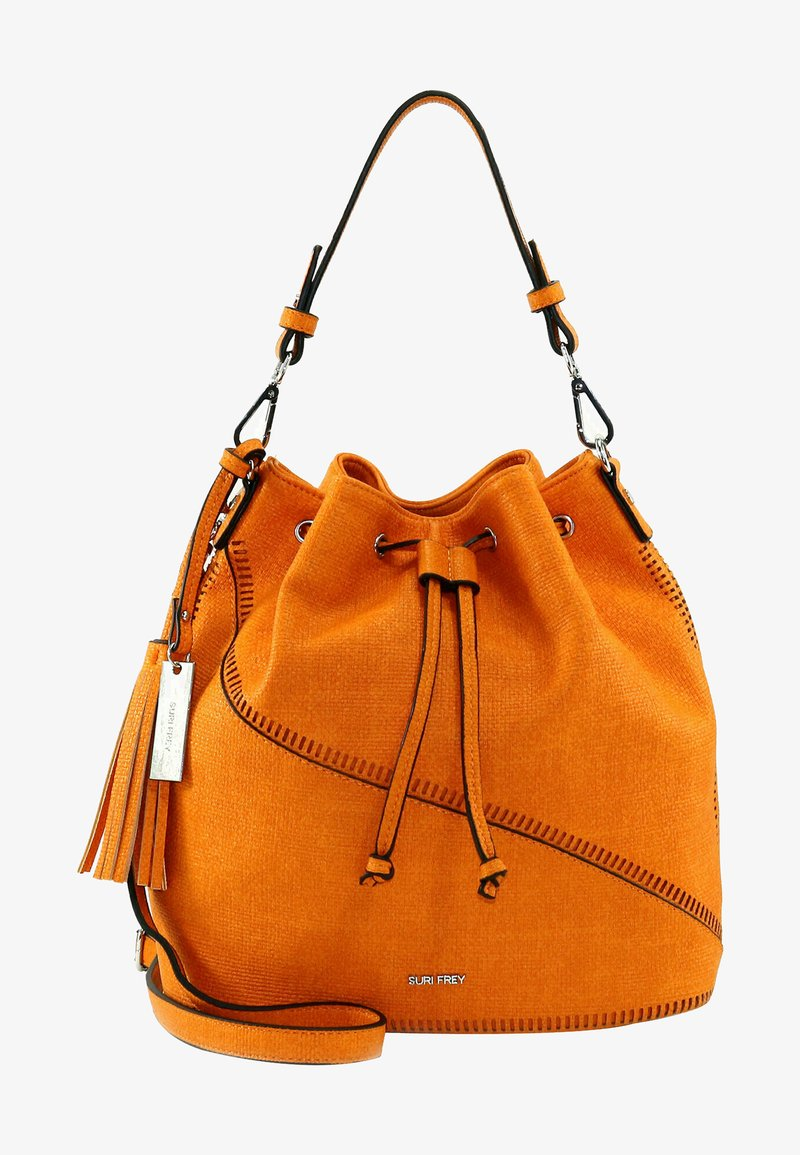 SURI FREY - TILLY - Käsilaukku - orange