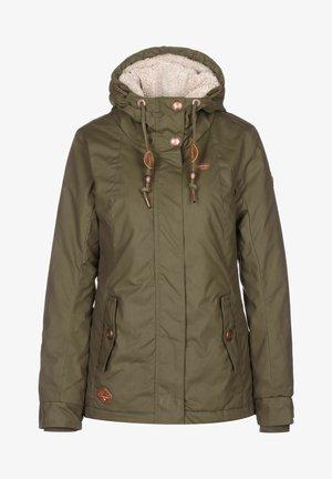 MONADE - Winter jacket - olive