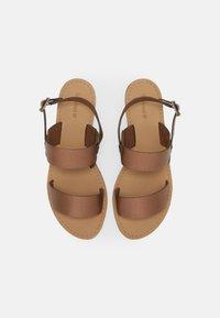 Timberland - CAROLISTA SLINGBACK - Sandals - medium brown - 4