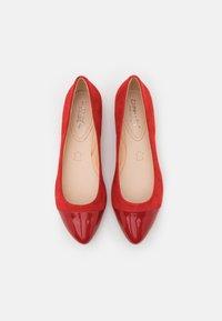 Caprice - Ballerines - red special - 5
