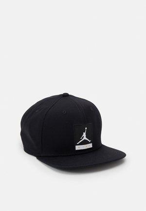 PRO UNISEX - Cappellino - black