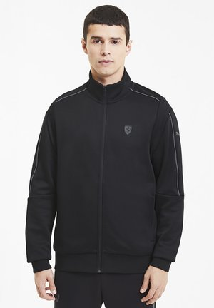 SCUDERIA FERRARI STYLE  - Training jacket - black