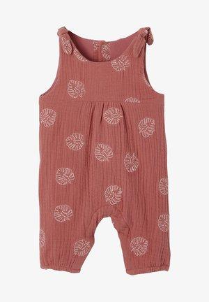 BEDRUCKTER  - Jumpsuit - rosa bedruckt
