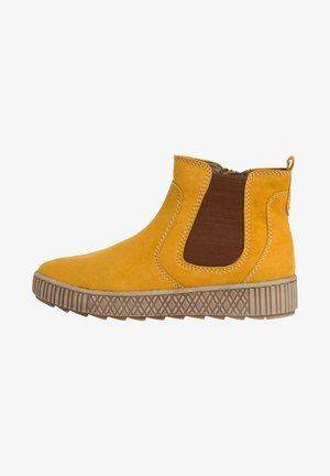 SNEAKER - Sneakers hoog - saffron