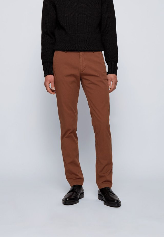 RICE - Chinos - brown