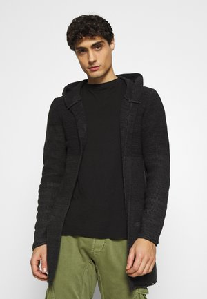 LIVESEY - Strickjacke - black