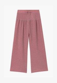 TWINSET - AMPIO - Trousers - light pink - 0