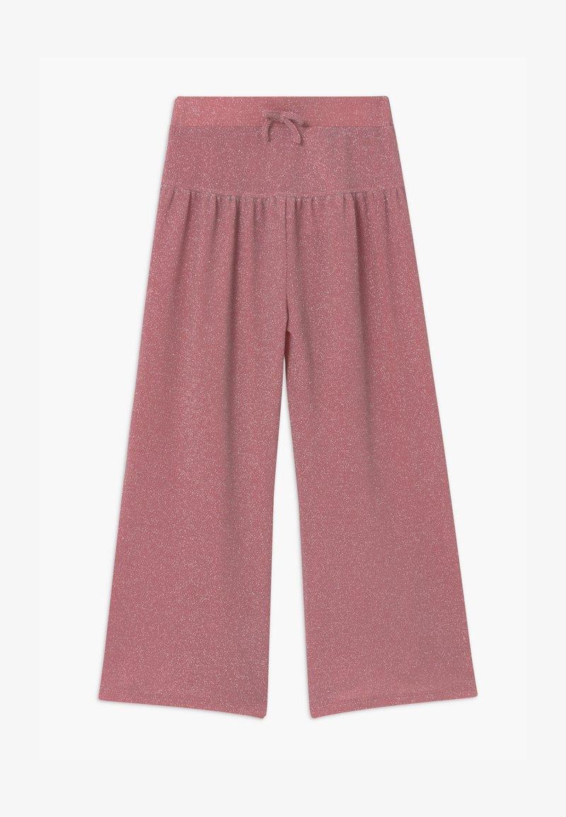 TWINSET - AMPIO - Trousers - light pink