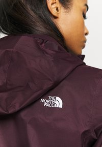 The North Face - QUEST JACKET - Hardshell jacket - root brown - 5