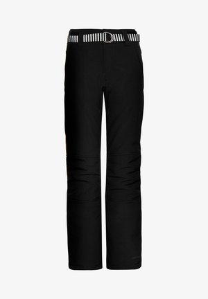 RAMI - Snow pants - true black