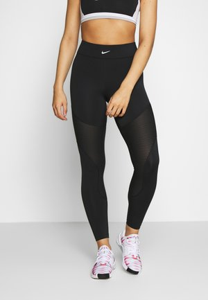 AEROADAPT - Legging - black/metallic silver