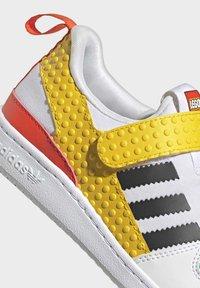 adidas Originals - FORUM 360 X LEGO SCHUH - Baskets basses - white - 7