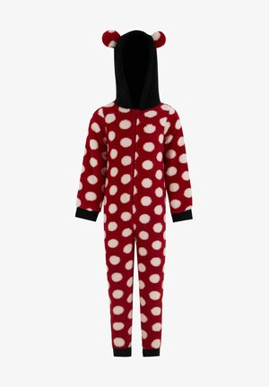 REGULAR FIT - Pyjamas - red