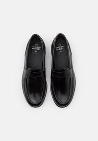 GARMENT PROJECT - GINZA LOAFER - Slippers - black - 4