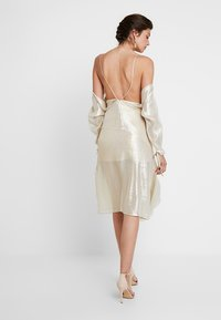 Alice McCall - CHAMPERS GOWN - Juhlamekko - gold - 2