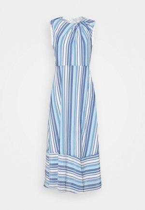 NOELLE SPRING STRIPE DRESS - Day dress - blue/multi