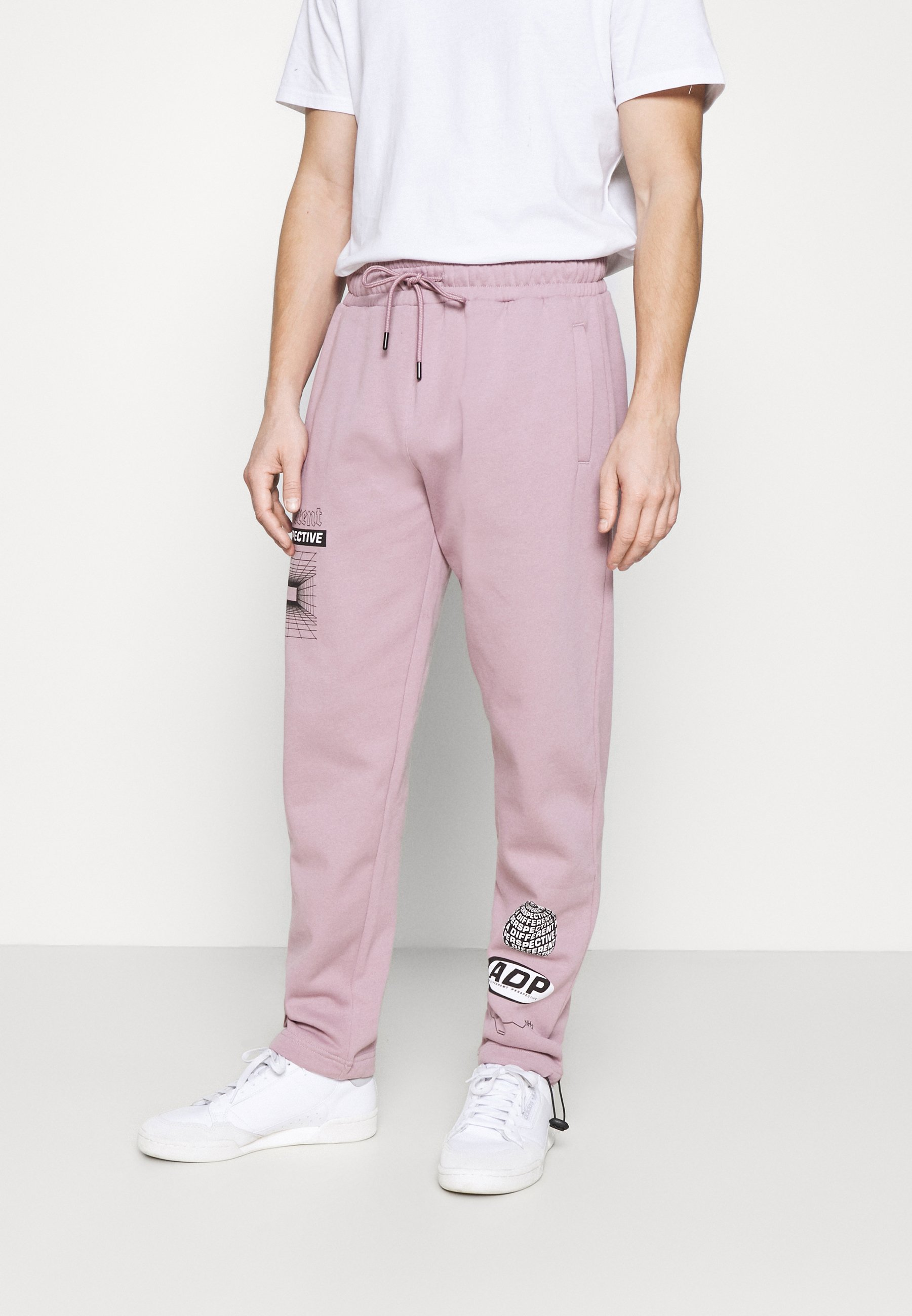 Men PRINTED BUNGY  - Tracksuit bottoms
