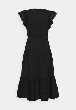 ELLINOR DRESS - Robe d'été - black