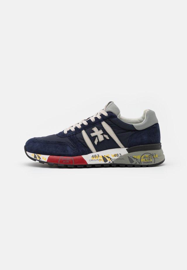 LANDER - Sneaker low - dark blue