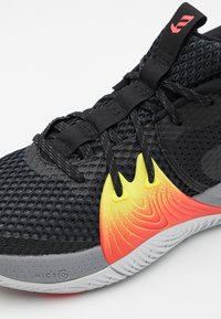 Under Armour - EMBIID 1 - Basketball shoes - black - 5