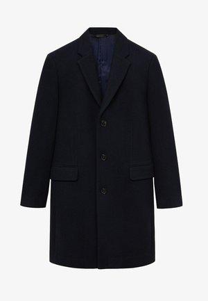 Wollmantel/klassischer Mantel - donkermarine