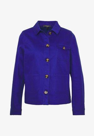 ELLEN JACKET STURDY - Lehká bunda - dazzling blue