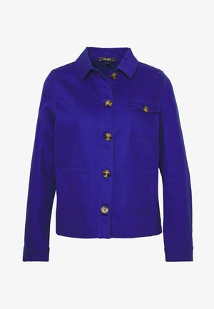 ELLEN JACKET STURDY - Summer jacket - dazzling blue