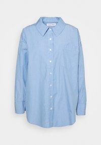 ARIELLE SHIRT - Camicia - dusty blue