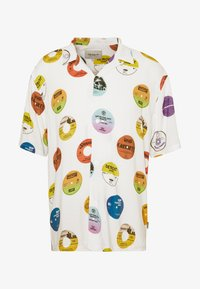 Carhartt WIP - RECORD SHIRT - Camisa - multi-coloured - 3