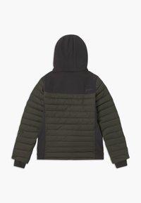 Brunotti - TRYSAIL BOYS - Snowboardová bunda - pine grey - 1