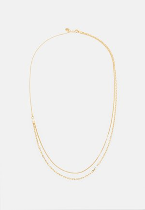 CANTARE NECKLACE - Náušnice - gold-coloured
