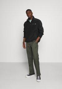 Dickies - PORT ALLEN - Fleece jacket - black - 1