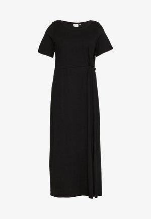 JRALVIA  - Maxi dress - black