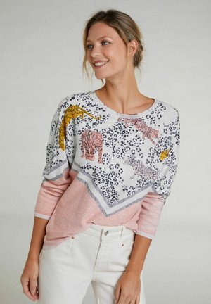 Jumper - rose white