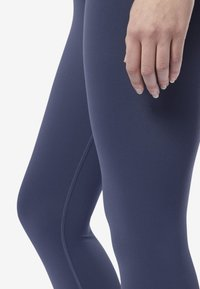 Reebok - YOGA LUX 2.0 MATERNITY TIGHTS - Tights - blue - 5
