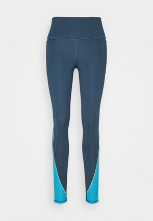 RUSH LEGGING - Medias - mechanic blue