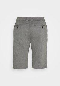 TOM TAILOR - JOSH  - Shorts - grey melange pique - 7