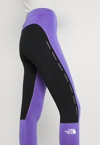 The North Face - TIGHT - Leggings - Trousers - pop purple - 3