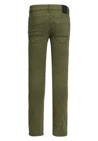 WE Fashion - Jeans Skinny Fit - army green - 3