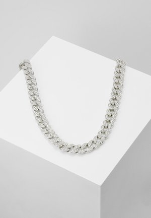 Collar - silver-coloured