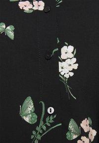 Vero Moda Petite - VMSIMPLY EASY DRESS - Sukienka koszulowa - black - 2