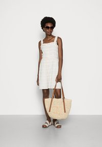 NAF NAF - RAINA  - Day dress - ecru - 1