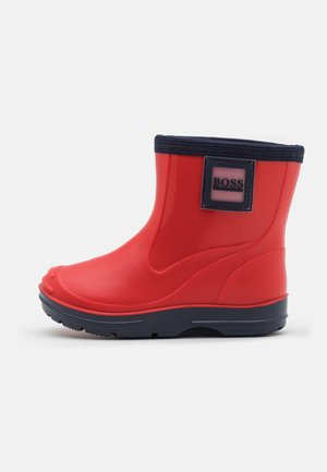WELLIES - Wellies - red