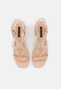 River Island - Sandals - brown/light - 5